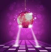 Tiempo de discoteca — Foto de Stock
