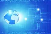 Informazione digitale globale — Foto Stock