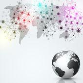 Global Web — Stock Photo