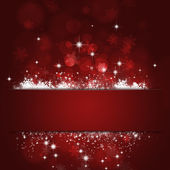 Xmas rot geschnitten Hintergrund — Stockfoto