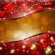 Xmas Celebration Background — Stock Photo
