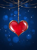 Valentine Holiday Background — Stock Photo