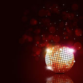Party Ball Music Background — Stock Photo