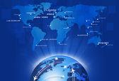 Global Aviation — Stock Photo