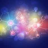 Science Multicolor Abstract Background — Stock Photo
