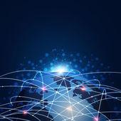 Internet Technologies — Stock Photo