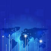 Communication Technology Concept Background — Stock Photo