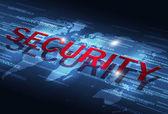 Digital Security Coding — Zdjęcie stockowe