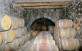 The wine cellar. — Stock Photo