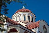 Griechische christliche kirche — Stockfoto