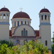 Постер, плакат: Greek Christian church