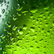 Water drops texture on the bottle of beer. Abstract background w — Photo