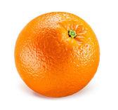 Oranje vruchten geïsoleerd op witte achtergrond — Stockfoto