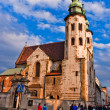 Cracow in Poland - Stock Photo