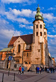 Cracow in Poland — Stock Photo