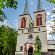 Swieradow Zdroj, The Church of St. Joseph — Stock Photo