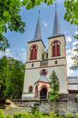 Swieradow Zdroj, The Church of St. Joseph — Stock Photo