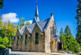 Glazing Poreba - Maximilian Kolbe Church, POLAND — Stock Photo