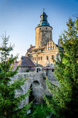 Czocha castle in Lesna - Poland — Stock Photo