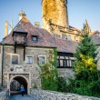 Stock Photo: Czochcastle in Lesn- Poland