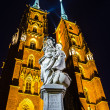 Stockfoto: Cathedral of St. John Baptist
