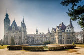Castle in Moszna — Stock Photo