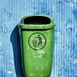 Trash basket — Stock Photo #12144833