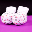 Baby shoes - Foto de Stock