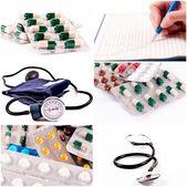 Koncepcja medycyna — Zdjęcie stockowe