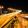 Stock Photo: Highway lights