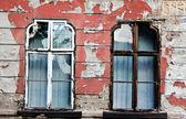Ventanas viejas — Foto de Stock