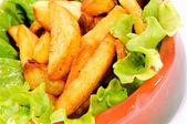 Prepared Potatoes — Stock Photo