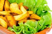 Potato meal — Stock Photo