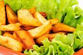 Geleneksel patates — Stok fotoğraf