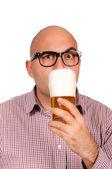 öl dricker — Stockfoto