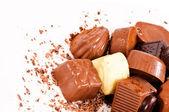 Chocolate delicious — Stock Photo