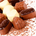 Chocolate pralines — Stock Photo #14051241