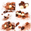 Belgian pralines — Stock Photo #14098765
