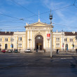Stock Photo: Belgrade main railroad station
