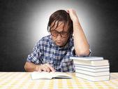 読書の時間 — ストック写真