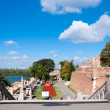 Kalemegdan landscape — Stock Photo