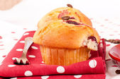 Muffin time — Stock Photo