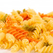 Selective focus pasta — Stock Photo