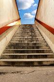 Salvation stairs — Stock Photo