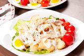 Salad time — Stock Photo