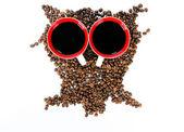 Kahve saati — Stok fotoğraf