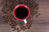 Concept de café — Photo