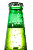 Green bottle — Stockfoto