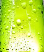 Yeşil damla — Stok fotoğraf