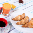 Morning sweet meal — Stock Photo #16492925